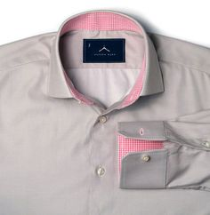 Knighton | Custom Tailored Shirt