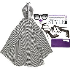 Ideal Image by jamilia-wallace on Polyvore featuring Rosie Assoulin and COSTUME NATIONAL