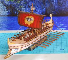 Paperkraft.net - Free Papercraft, Paper Model, & Papertoy: Argo Papercraft (Ship)