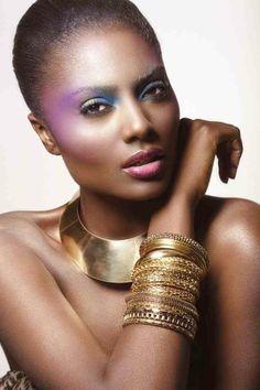 Ghana Rising: International Make-up artist Claire De-Graft is named as head make-up artist for Ghana Fashion & Design Week (GDFW)…..
