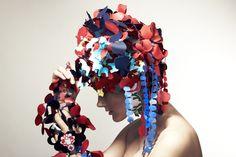 Head piece, Emma Lundgren