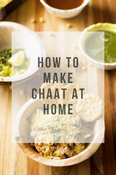 Like enjoying 'Thelewali' Chaat? Now, you can make the same Chaat at home with this guide. Snacks Dishes, Snacks Recipes, Yummy Snacks, Delicious Recipes, New Recipes, Yummy Food, Favorite Recipes, Papdi Chaat, Chaat Masala