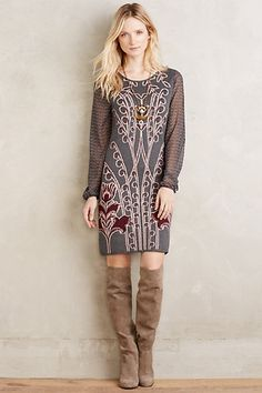 Saone Sweater Dress