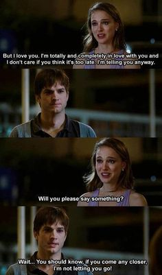 Natalie Portman & Ashton Kutcher --No Strings Attached