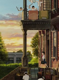 Source: ghibli-gifs from up on poppy hill