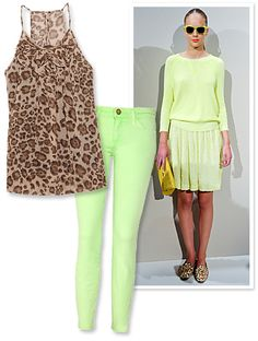Chic St. Patrick's Day outfits http://news.instyle.com/2012/03/15/st-patricks-day-outfit-ideas/