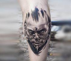 Apocalipto tattoo by Jirka Tattoo