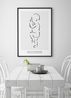 www.fodselsplakat.no offer specially designed newbornposters of the child's actual birth length. The figures are in the exact same size as the child when it was born, and is a pleasant memory for the future. We also post information about your child's name, birth weight and length, as well as place, date and time when it was born. The sleek design makes them match the living room as well as the children's room. Go to www.fodselsplakat.no for more designs.