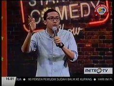 Gilang Bhaskara ~ Stand Up Comedy Terbaru 2015 Metro TV { LUURRUS Bangeet}