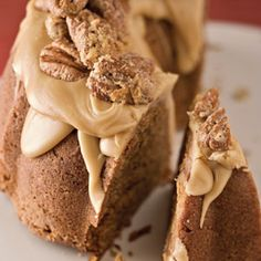 Praline Bundt Cake Recipe | MyRecipes.com