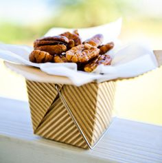 Southern Sugared Pecans from a Dothan girl