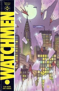 Watchmen ( http://ift.tt/2fyGAjP ) Watchmen ( http://ift.tt/2fyGAjP )#BannedBooksWeek The inclusion of the compiled Watchmen in school library collections has been challenged by parents at least twice according to the American Library Associations Office for Intellectual Freedom. There is no media coverage of these challenges to be found online but OIF helpfully provided us with a few more details from their database. The first Watchmen complaint at a high school in Harrisonburg Virginia was…