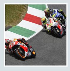 2016 MotoGP – Italian Grand Prix - Sept. 9-11, at Misano Circuit, San Marino; tickets are available in Vicenza at Media World, Palladio Shopping Center, or online at http://www.greenticket.it/index.html?imposta_lingua=ing; http://www.ticketone.it/EN/ or http://www.zedlive.com.