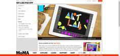 MoMA | Art Lab iPad App