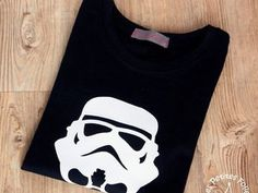 Alice Balice DIY - T-shirt flex stormtrooper star wars