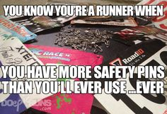 You know you're a runner when... #doepicruns