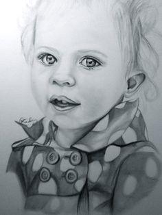 Baby Glitter portrait