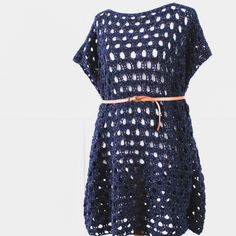 The Zara Tunic Pattern Is Perfect for Spring! - YarnHookNeedles