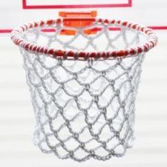 Basketball crochet net! FREE pattern