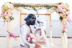 Star Wars wedding!
