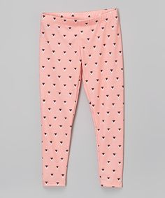 Look at this Citi Life Kids Coral Triangle Leggings - Infant, Toddler & Girls on #zulily today!