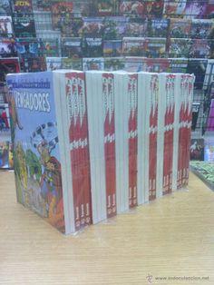 BIBLIOTECA MARVEL VENGADORES PACK (31 TOMOS DE 32 - FALTA EL 32) $95