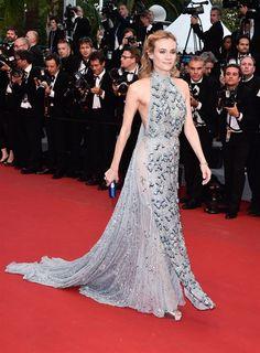 Festival di Cannes 2015 Diane Kruger in Prada