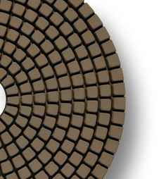 "Zered 5"" Diamond Concrete Resin Polishing Pads, Floor Polishing Tools Construction Tools, 4 H, Dremel, Concrete, Resin, Flooring, Diamond, Plastic Resin, Wood Flooring"
