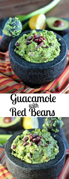 KC Kahn on Twitter: #Guacamole with #RedBeans New version of a crowd pleasing favorite. Red Beans add texture and flavor. Get the recipe  at https://www.instagram.com/p/BM9a6gjjEn3/?taken-by=thekitchenchopper
