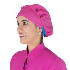 Touca Pink Blue Fun Colors - Fun Mask | Dental Cremer Produtos