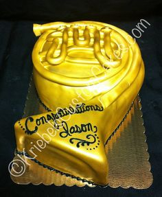 french horn cake - Google Search