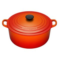 Le Creuset Round Casserole - iconic, versatile cookware that cooks beautifully and is easy to clean.