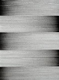 Marker on paper by Sebastian Wickeroth