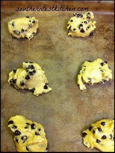 Dairy Free Chocolate Chip Cookies www.southerntestkitchen.com #dairyfree