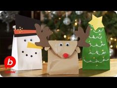 christmas goodie bags - Google Search