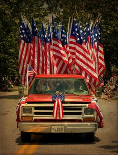 4th of July - Specifically the 4th of July in Dundalk. Nowhere else have I seen more patriotism and I love the parade and Heritage fair.