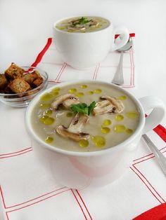 supa crema de ciuperci Vegan Challenge, Vegan Curry, Vegan Meal Prep, Vegan Thanksgiving, Vegan Kitchen, Vegan Desserts, Vegan Gluten Free, Healthy Dinner Recipes, Food And Drink