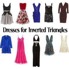 Dresses for Inverted Triangles-SS