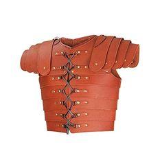 Armor Venue - Leather Lorica Segmentata - Brown - One Size Armor Venue http://www.amazon.com/dp/B00E3JRISQ/ref=cm_sw_r_pi_dp_zze8vb04JMV2X