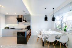 Kuchnia styl Minimalistyczny - zdjęcie od Auraprojekt - Kuchnia - Styl…