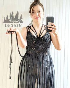 Macrame Headband, Macrame Dress, Corset Pattern, Macrame Design, Macrame Patterns, Handmade Dresses, Tarzan, Draping, Crochet Designs