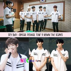 [SF9 STYLE] SF9 SHIRT - SPECIAL FESTIVAL TOUR 9 BEHIND THE SCENES | NEC Shop Kpop | FOR ORDER Line : eliansy/nelyaulia LINE@:jpz0431x(use@) whatsapp/sms : 08986516925/08996524425 BBM : 5439DDBD Facebook/page : nec shop kpop  PAYMENT : MANDIRI/BNI/WESEL POS/WESTERN UNION SHIPPING PRODUCT BY JNE/POS INDONESIA/EMS Happy Shopping Kak  we can shipping world wide ✈️ #necshopkpop #kpop #kpopstyle