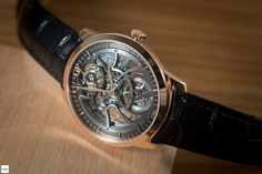 Girard-Perregaux 1966 Skeleton - Seven pictures and nearly 600 words to explain GP's new vision