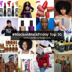 A list of 50 black owned businesses to support online in various lifestyle categories. This is an update on our 25 black owned businesses list from 2014.