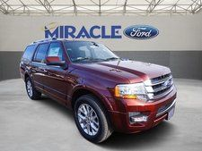 New 2016 Ford Expedition Limited Copper SUV