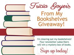 Win a box of books from Tricia Goyer!