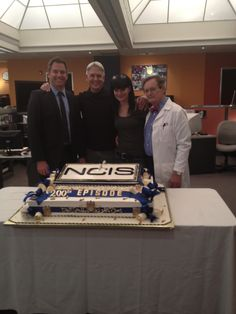 Best show on TV plus Pauley Perrette is amazing!