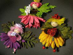 Flower Pixies