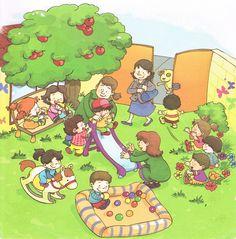 Praatplaat speeltuin