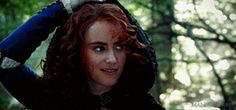"""First look at Merida in """"Once upon a time"""" s5"""
